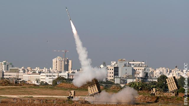 """""""Железный купол"""" пока не может дать полных гарантий безопасности Израиля"""