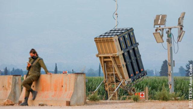 «Железный купол» превращается в геополитическое оружие Израиля