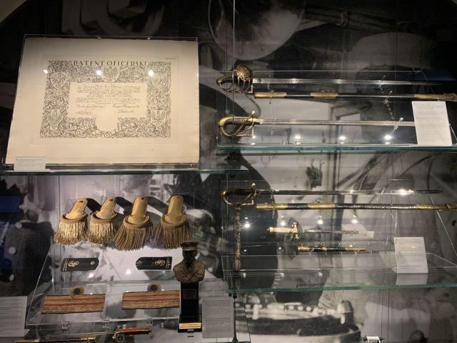 Исторический музей, где трудно найти историю