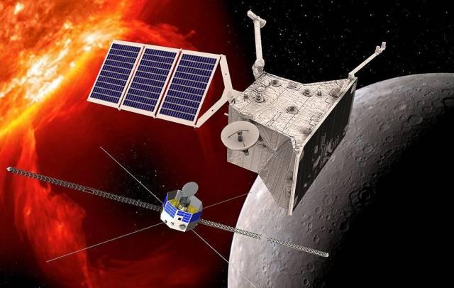Зонд BepiColombo