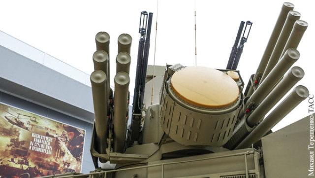"""ЗРК """"Панцирь-С"""" – один из наиболее успешных военных экспортных товаров России"""
