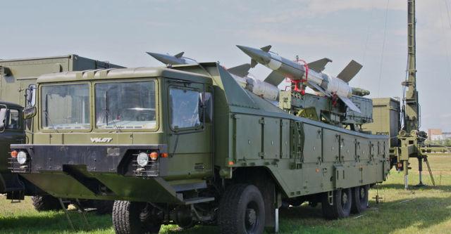 ЗРК «Печора-2М»