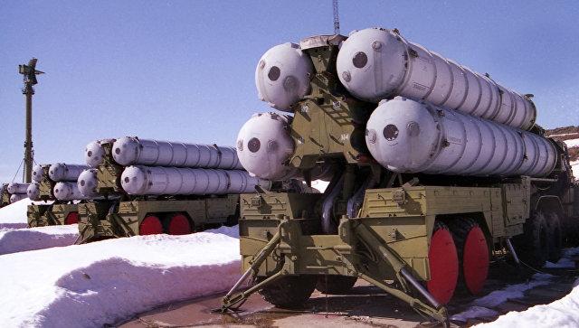 ЗРК С-300. Архивное фото.