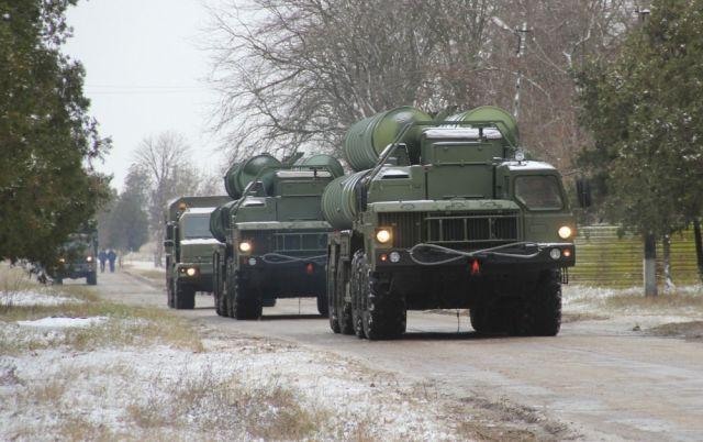 ЗРК С-400