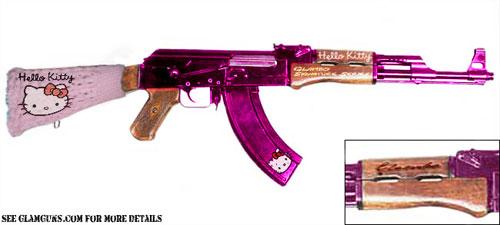 Гламурный АК-47