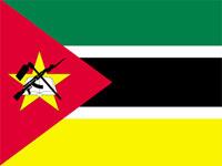 АК-47 на флаге Мозамбика