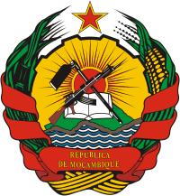 АК-47 на гербе Мозамбика